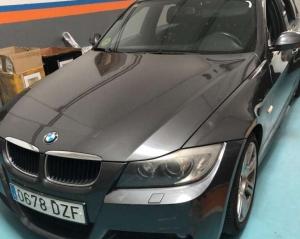Subasta online de BMW 320 D, manual de gasoil. Matricula: 0678 DZF